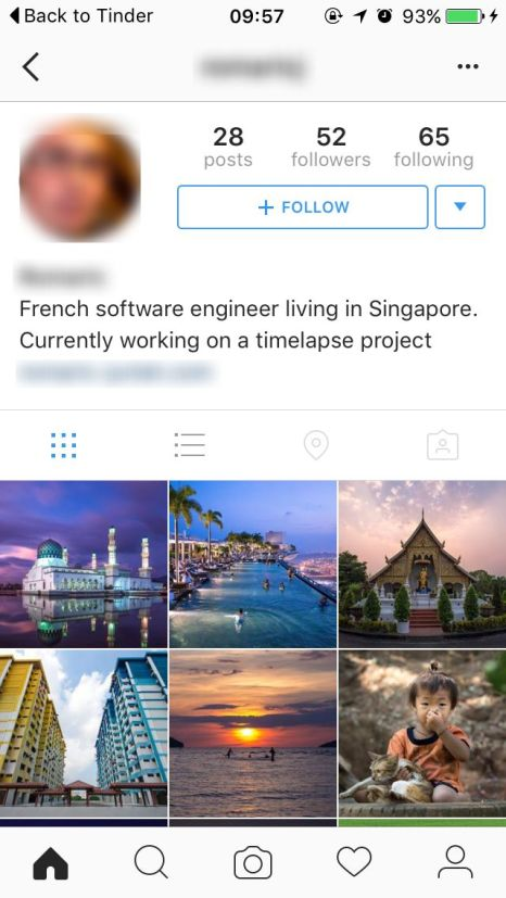Instagram Profile_censored